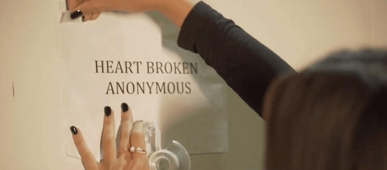 Heart Broken Anonymous YouTube